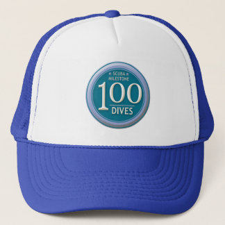 100 Dives Trucker Hat