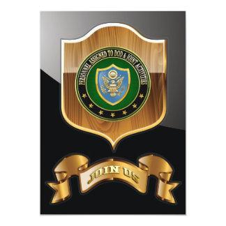 [100] DOD & Joint Activities CSIB Special Edition Custom Invites