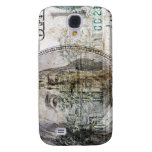 100 Dollar Bill (3) iPhone 3G Case Galaxy S4 Covers