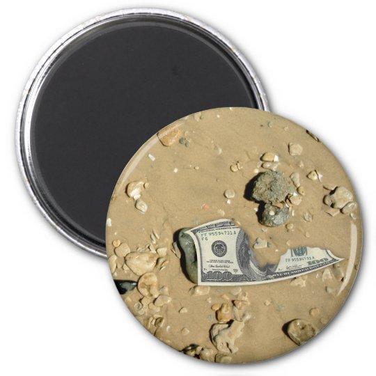 100 Dollar Magnet