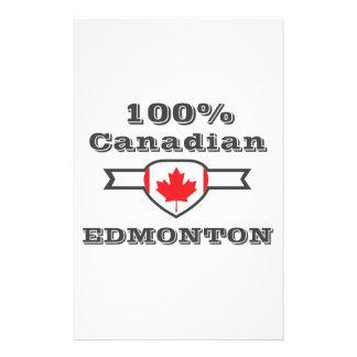 100% Edmonton Stationery