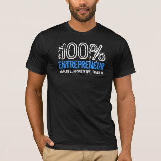 100% Entrepreneur™ T-shirt