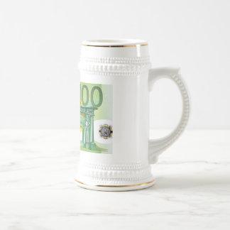 100 Euro Bills Mug