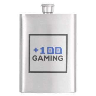 +100 Flask