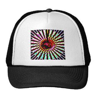 100 Flower Chakra n Chokuray Prints Trucker Hat