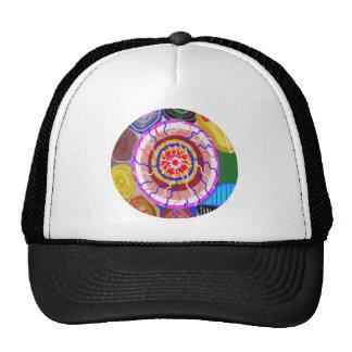 100 Flower Chakra n Chokuray Prints Hat