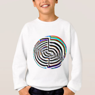 100 Flower Chakra n Chokuray Prints Sweatshirt