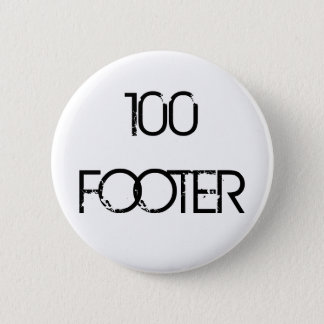 100 Footer 6 Cm Round Badge
