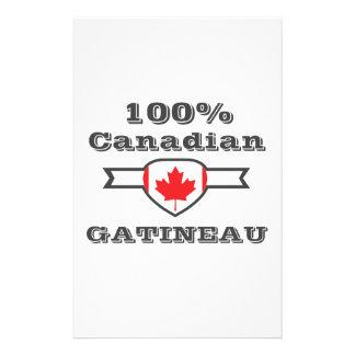 100% Gatineau Stationery