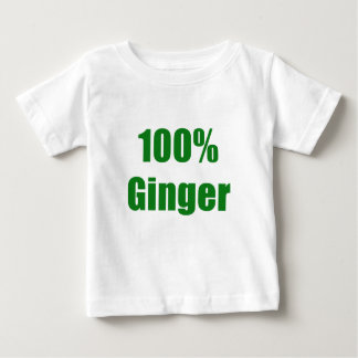 100% Ginger Baby T-Shirt