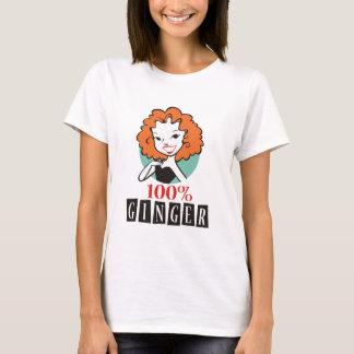 100% Ginger T-Shirt
