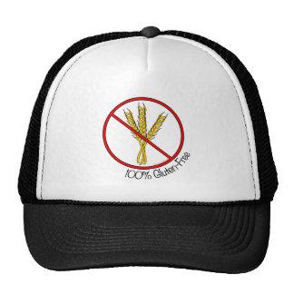 100% Gluten Free Trucker Hat