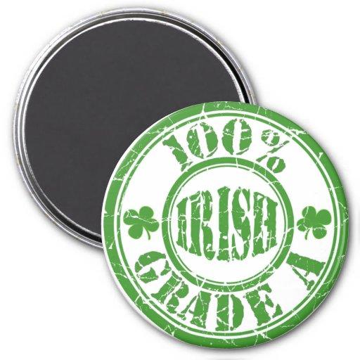 100% GRADE A IRISH Magnet