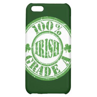 100% GRADE A IRISH Stamp  Case For iPhone 5C