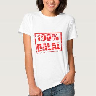 100% halal shirt