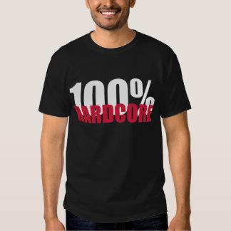 100% Hardcore Shirts