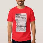 100% Human Content Tee Shirts