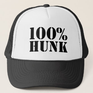 100% Hunk Trucker Hat
