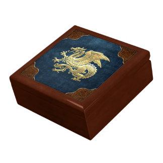 [100] Icelandic Dragon, Landvættir [Gold] Gift Box