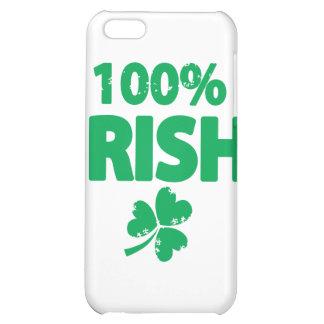 100% Irish Case For iPhone 5C