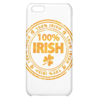 100% Irish iPhone 5C Case