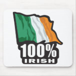 100%-IRISH MOUSEPAD