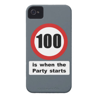 100 is when the Party Starts iPhone 4 Cover