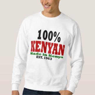 100% Kenyan made in Kenya t-shirt