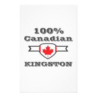 100% Kingston Stationery Paper