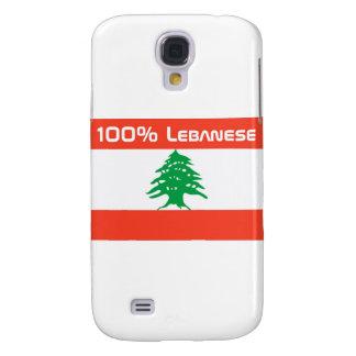 100 Lebanese Galaxy S4 Cases