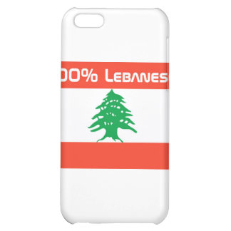 100 Lebanese Case For iPhone 5C
