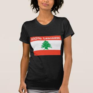 100% Lebanese T-Shirt