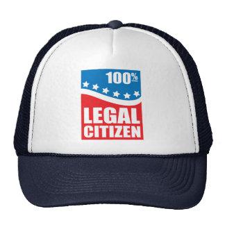 100% Legal Citizen Cap