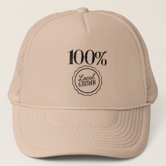 100% Local Grown Trucker Hat