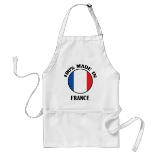 100% Made In France Standard Apron