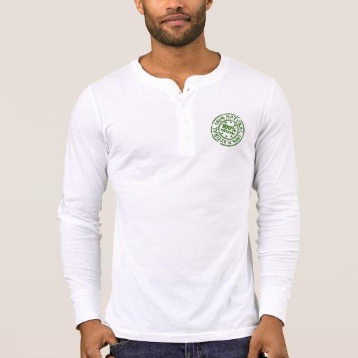 100% Natural Organic Tshirt