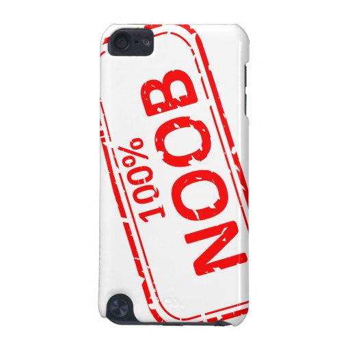 100% Noob Rubber-stamp iPod Touch 5G Cases
