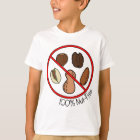 100% Nut Free (Tree nuts & Peanuts) T-Shirt