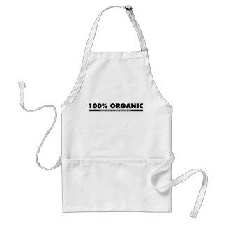 100 Organic Apron