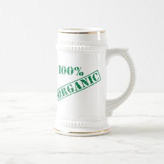 100 ORGANIC Earth Day Mugs