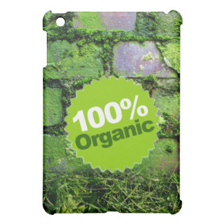 100% Organic Case For The iPad Mini