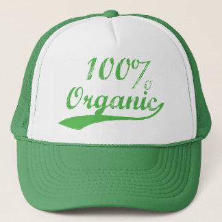 100% Organic Trucker Hat