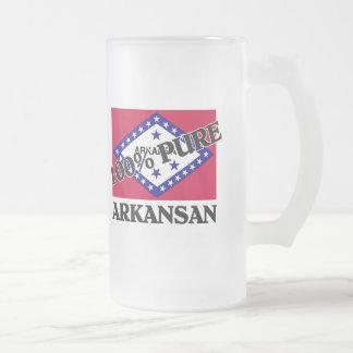 100 Percent Arkansan Mug
