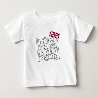 100 Percent British Beef Inside Great Gift Shirts