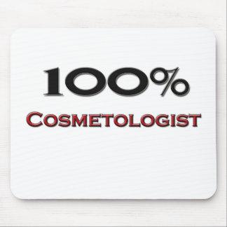 100 Percent Cosmetologist Mousepad