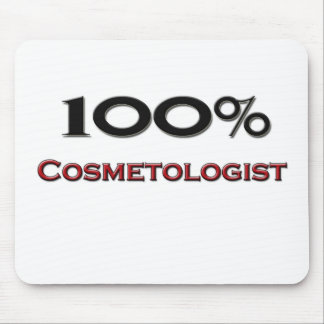 100 Percent Cosmetologist Mousemats