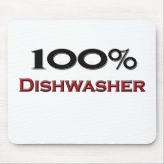 100 Percent Dishwasher Mouse Pad