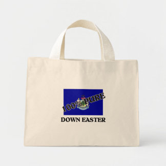 100 Percent Down Easter Canvas Bags
