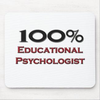 100 Percent Educational Psychologist Mouse Pad
