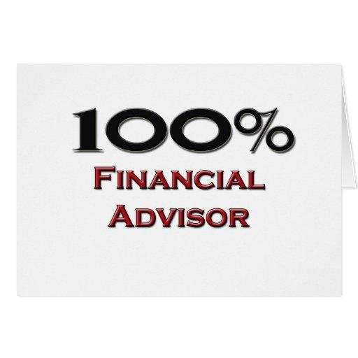100 Percent Financial Advisor